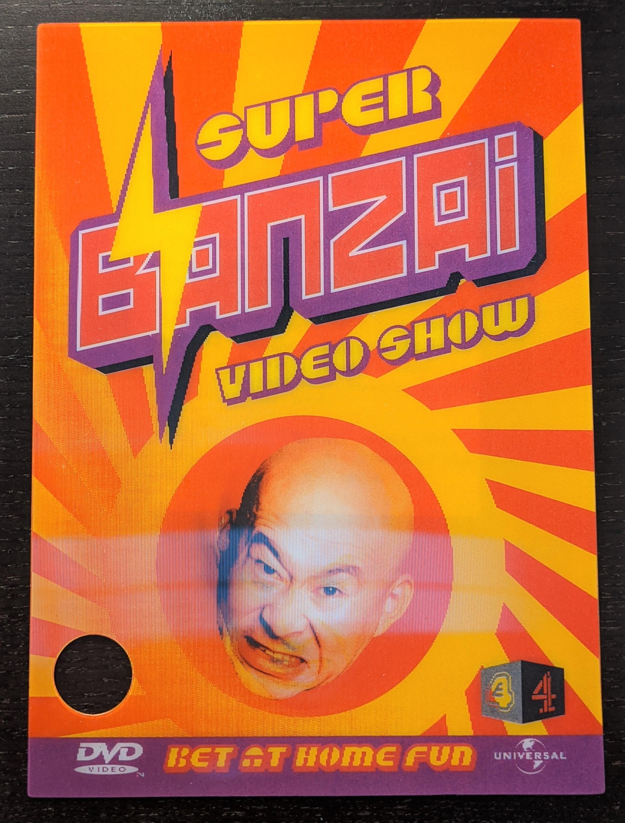 Banzai Card