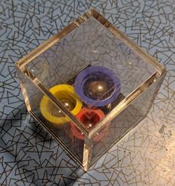 Bucket Ball Puzzle
