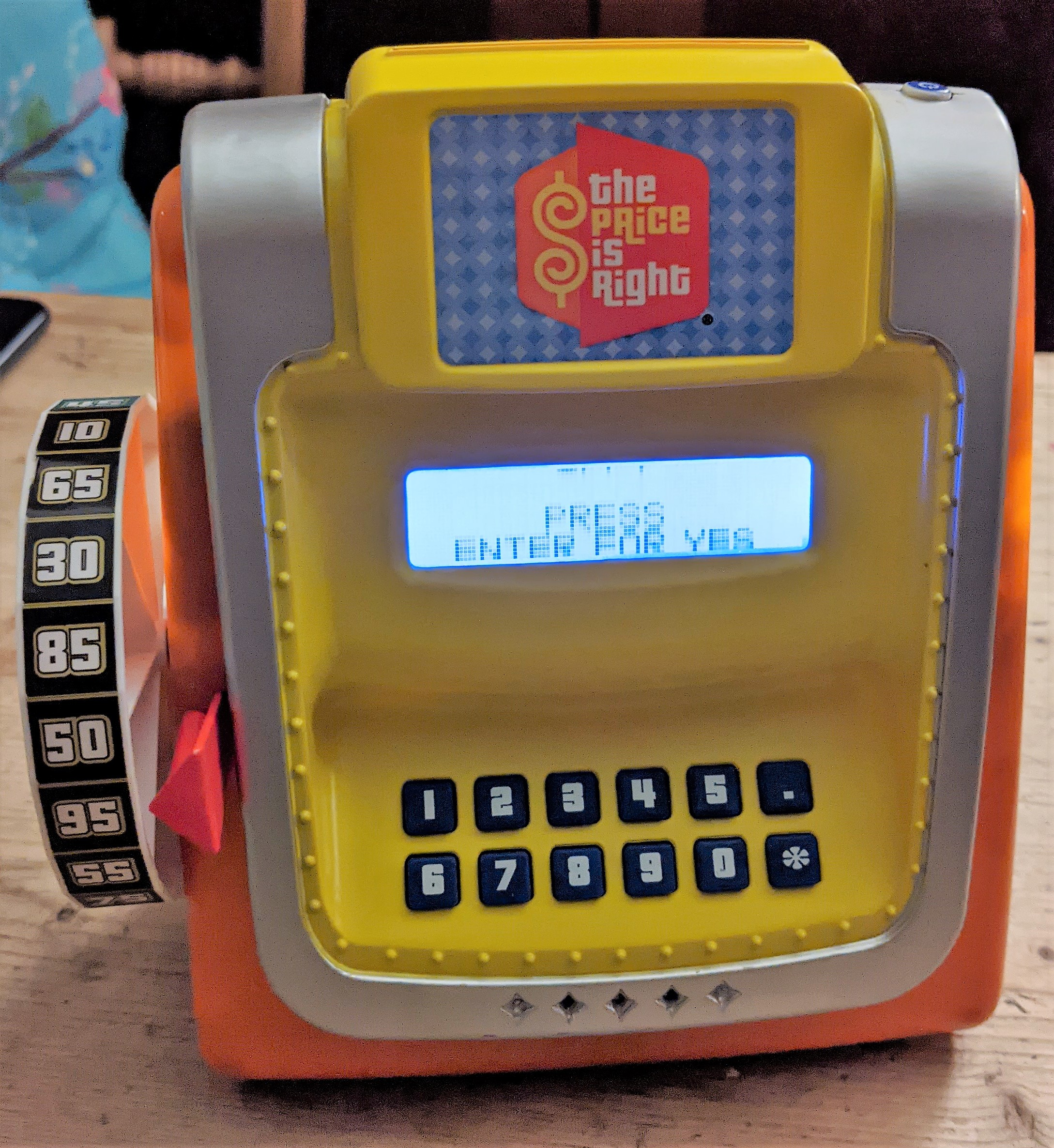 The Price is Right Toy