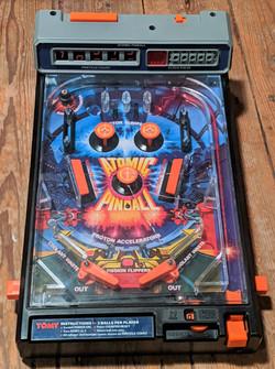Atomic Pinball Game