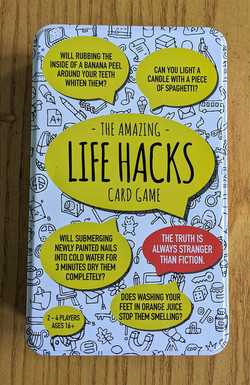 Life Hacks Game Front