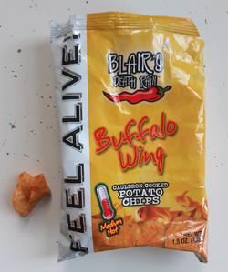 Buffalo Wings Crisps
