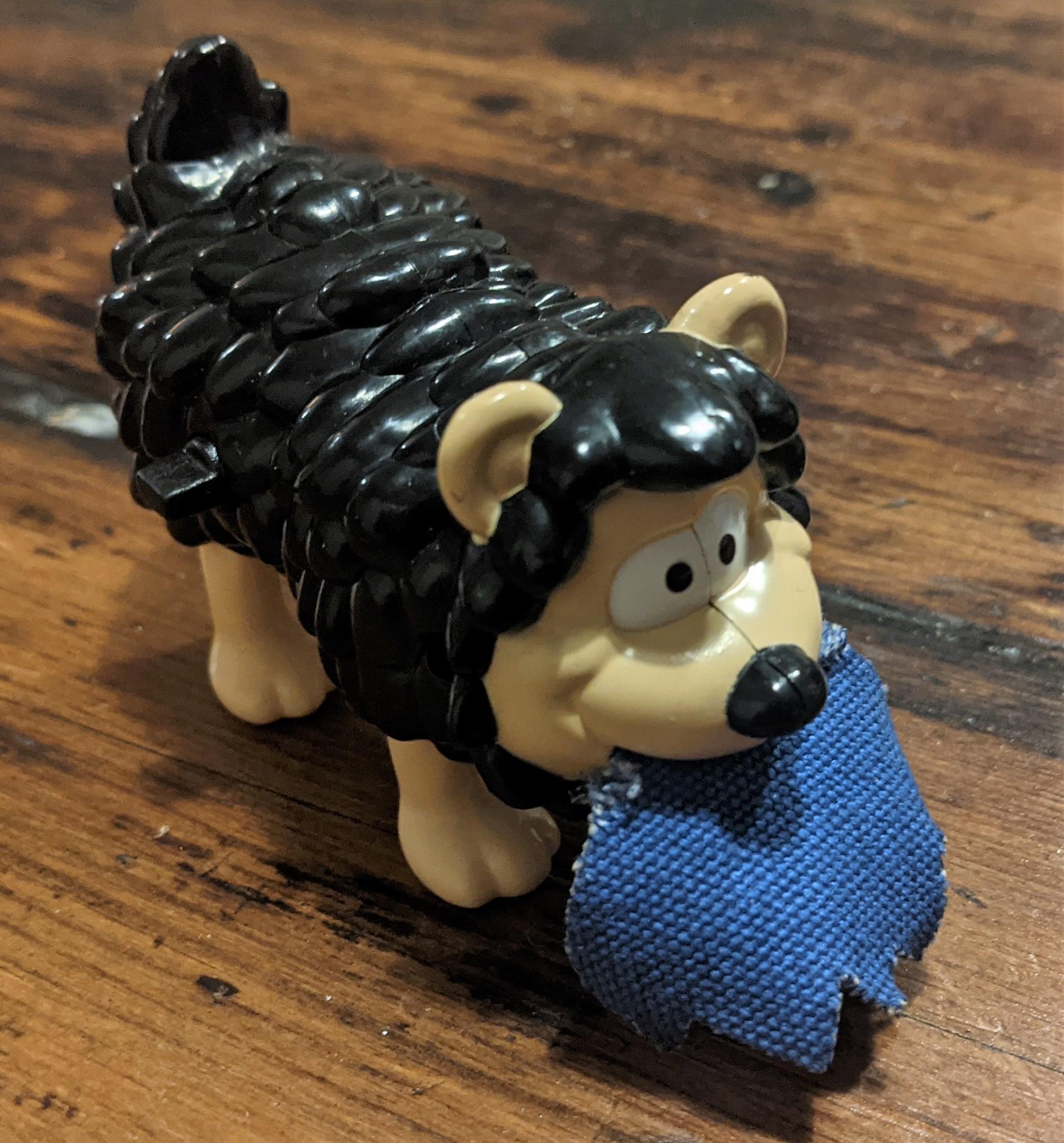 Gnasher Toy