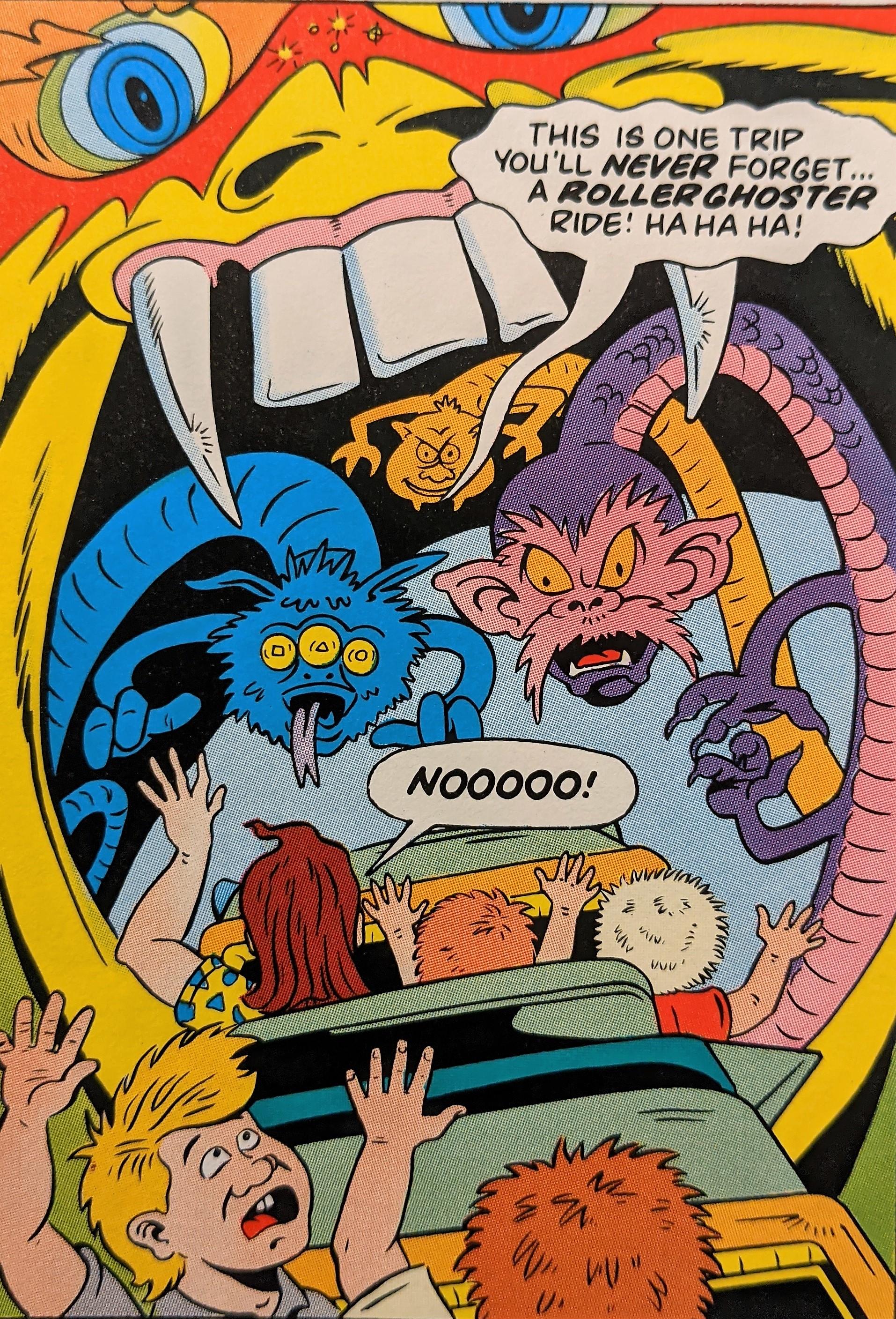 Scary Coaster