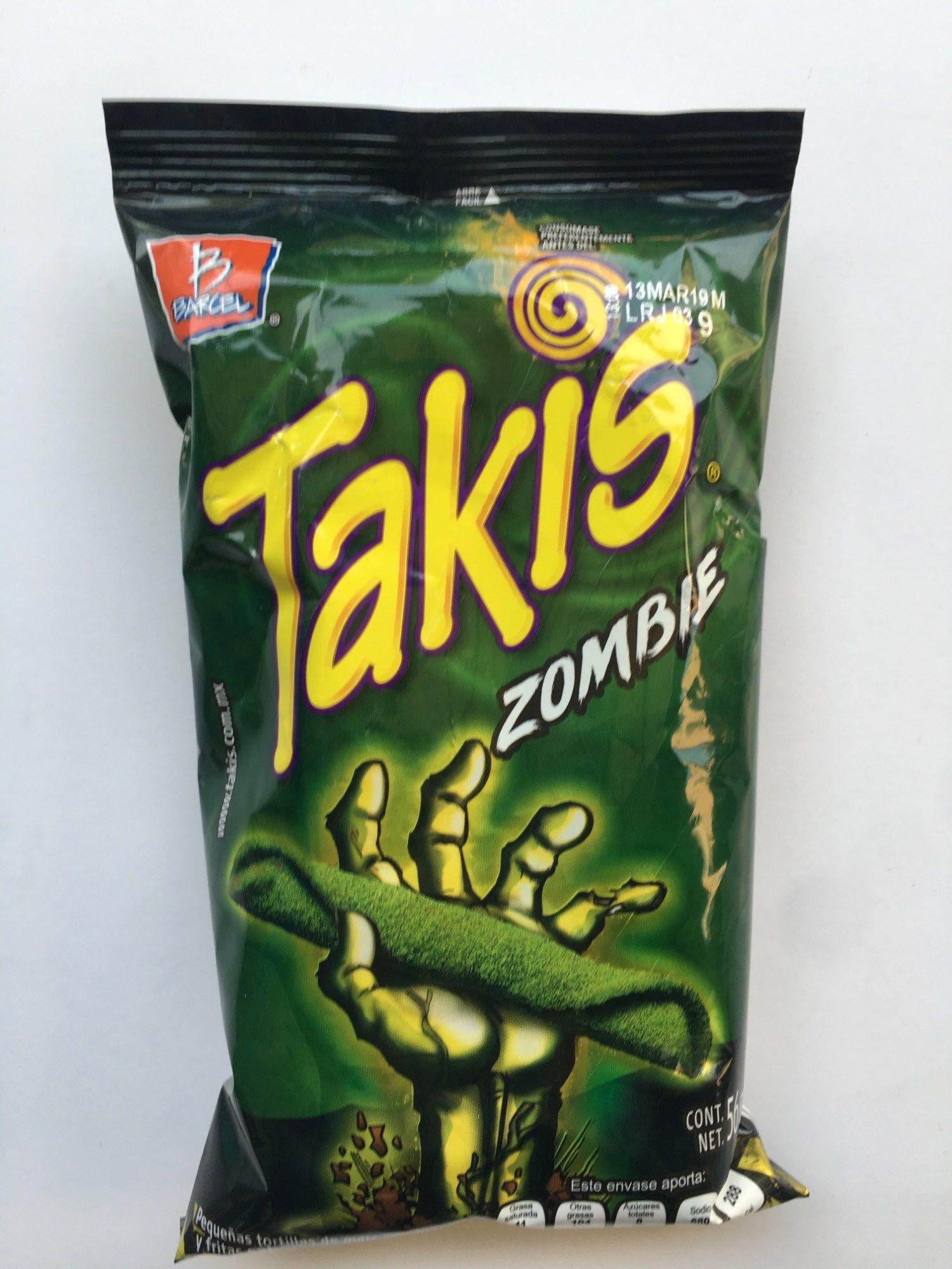Zombie Takis