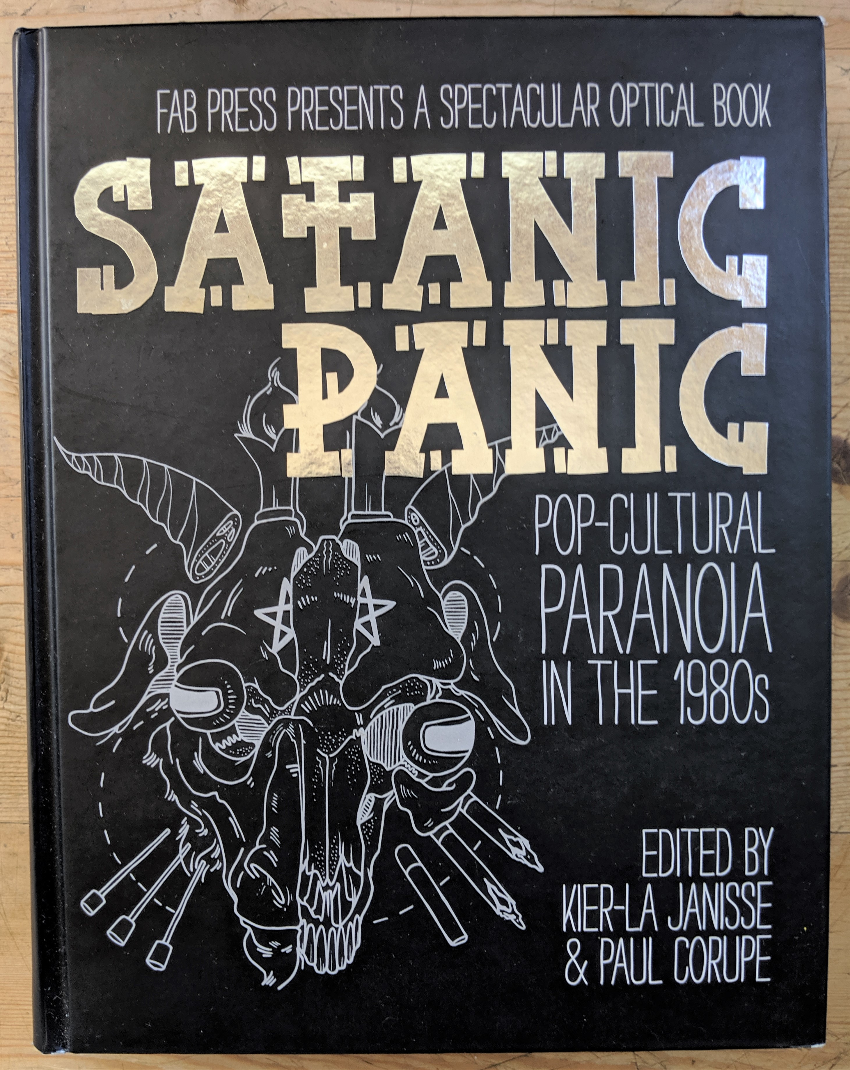 Satanic Panic Front