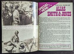 Alias Simth And Jones