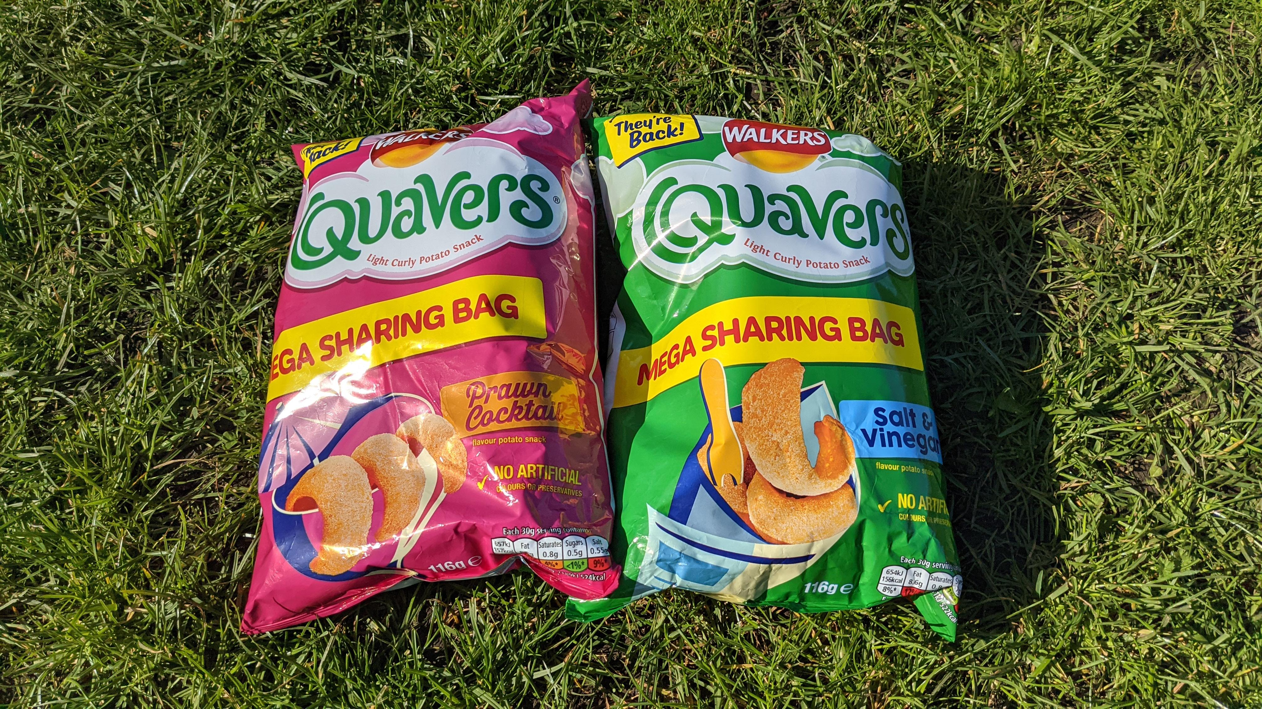 Retro Quavers