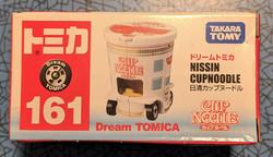Cup Noodle Car Box