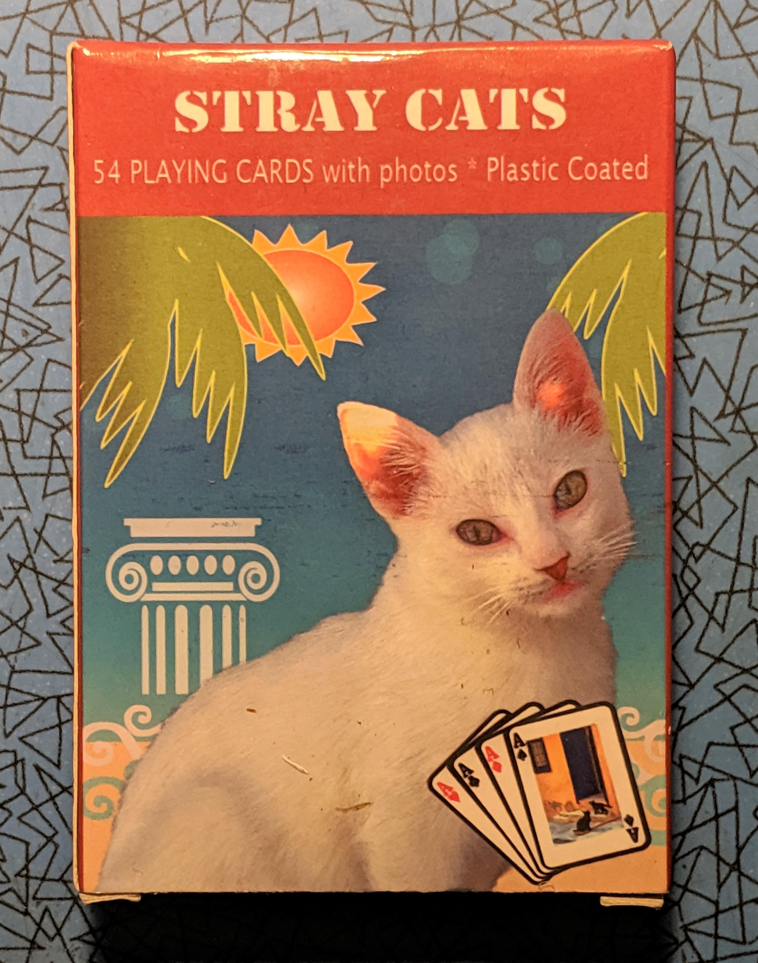 Stray Cats Cards