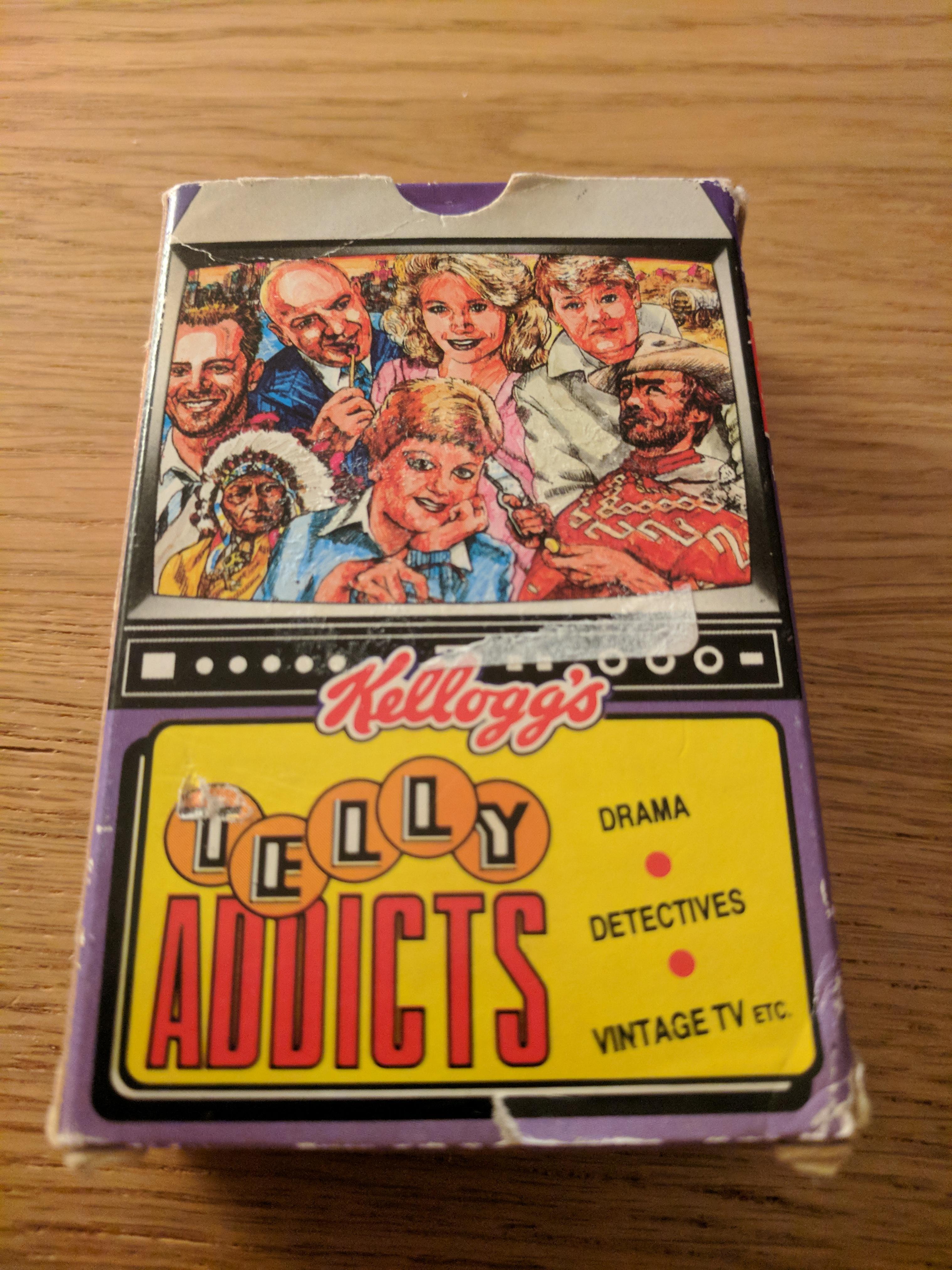 Splitz Telly Addicts 2