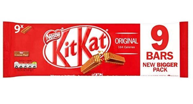 Kit Kat 2 Fingers
