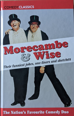 Morecambe & Wise Book