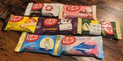Japanese Kit Kats