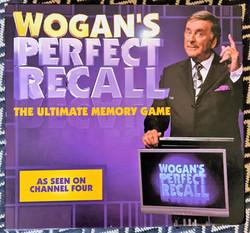Wogan's Perfect Recall Board Game