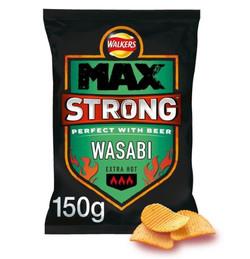 Wasabi Crisps