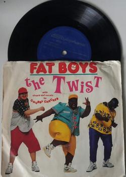 Chuby Checker Fat Boys