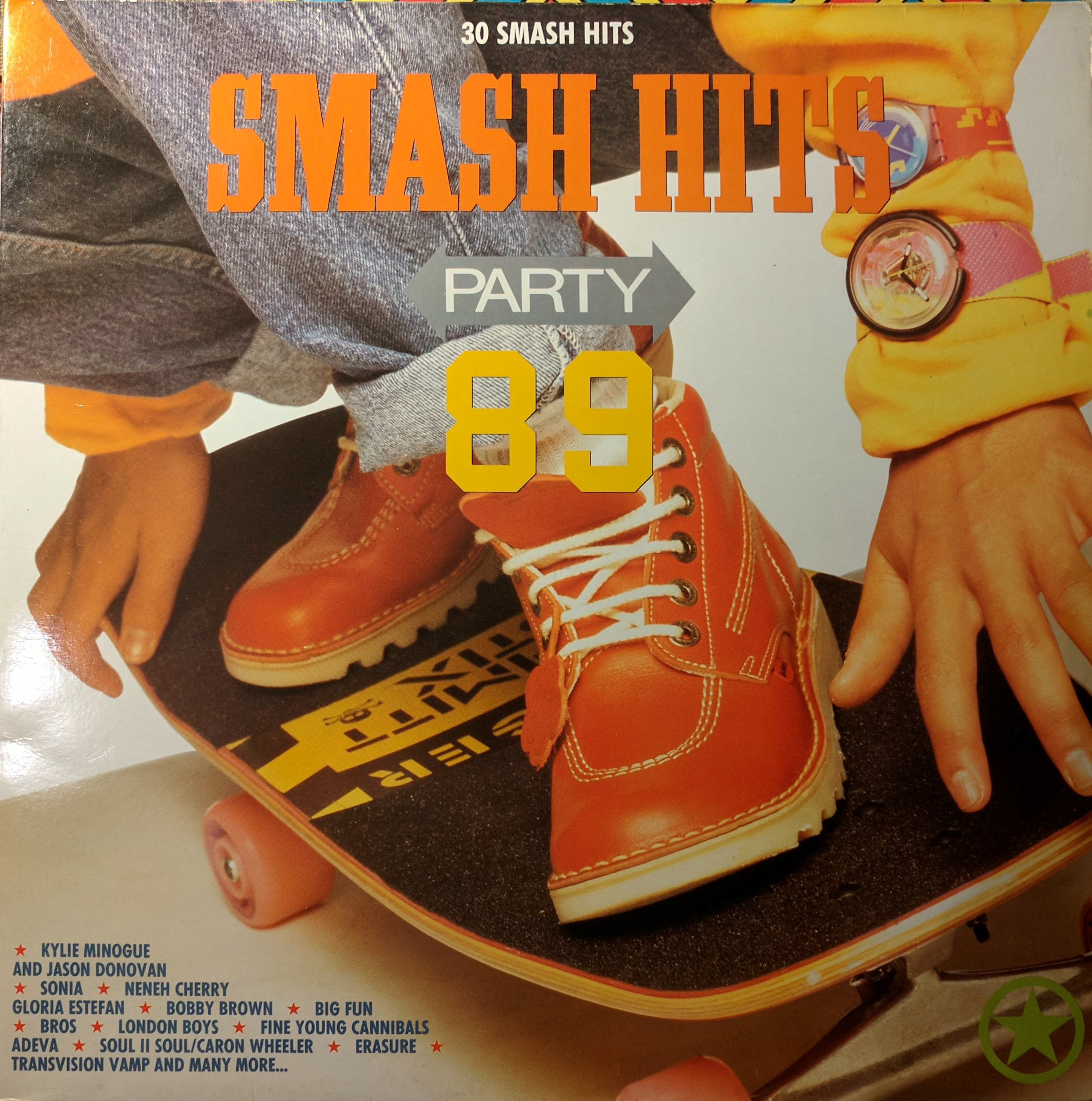 Smash Hits Party 89