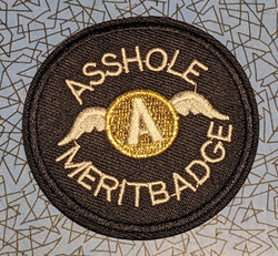 Asshole Patch