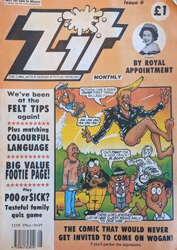 Zit Comic Issue 8