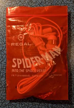 Spider Man Ear Buds