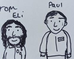 Kim's Paul & Eli
