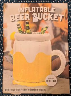 Inflatable Beer Bucket