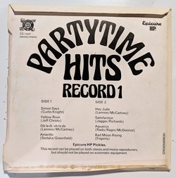 Party Time Hits Reverse