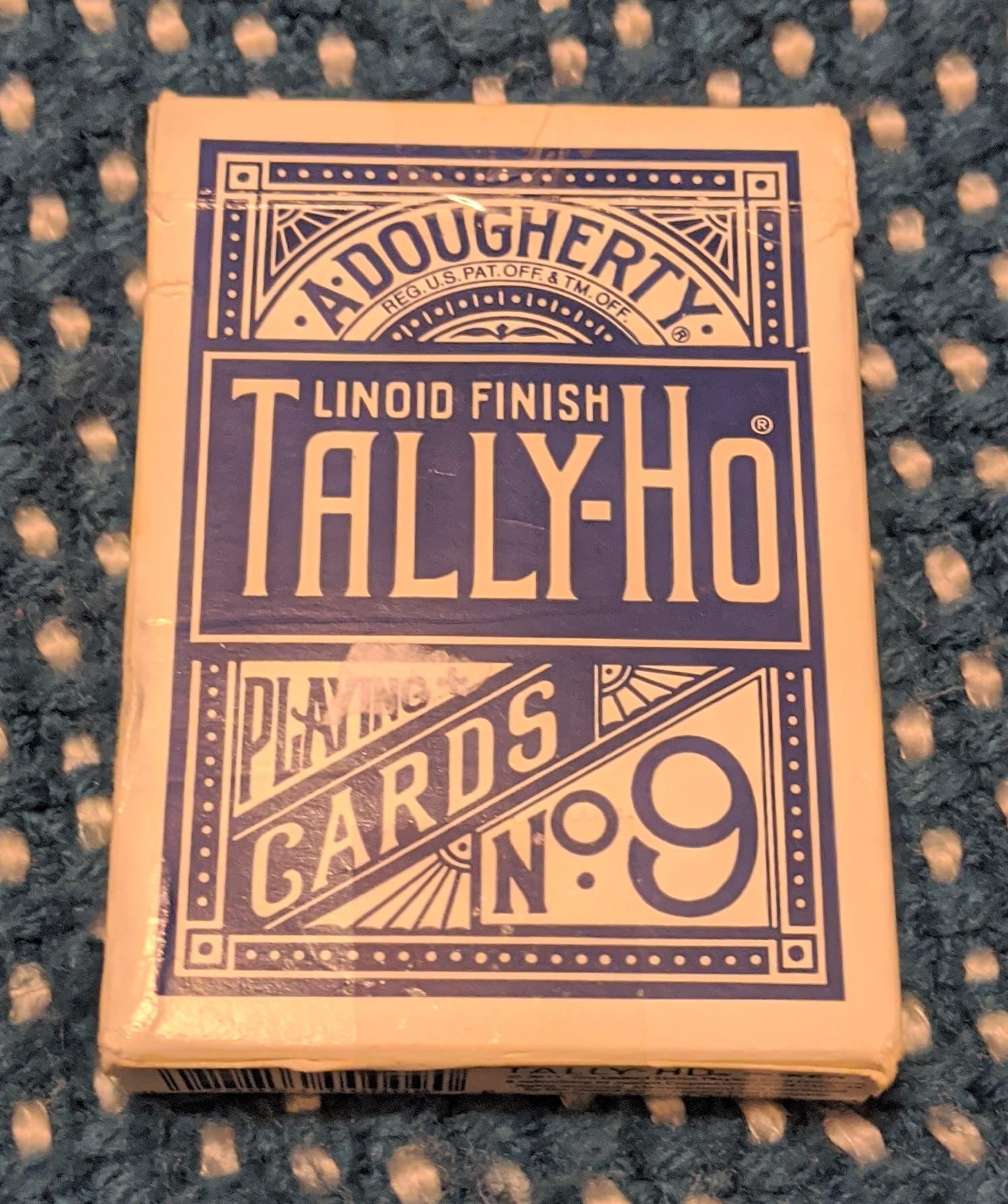 Tally Ho Cards