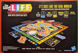 The Game Of Life Quarter Life Back