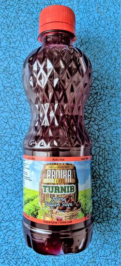 Turnip & Chilli Juice