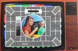TV Test Card