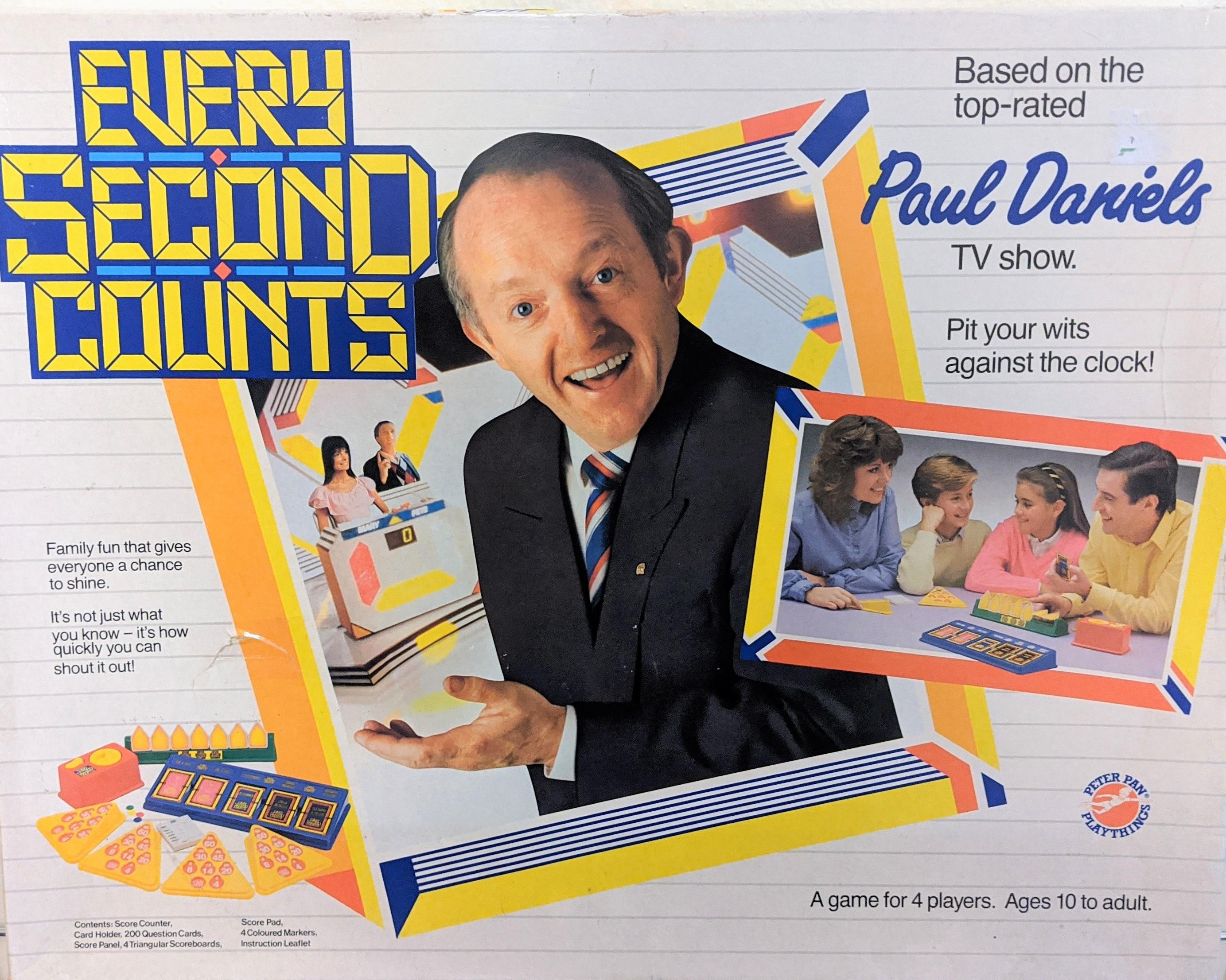 Paul Daniels TV Show