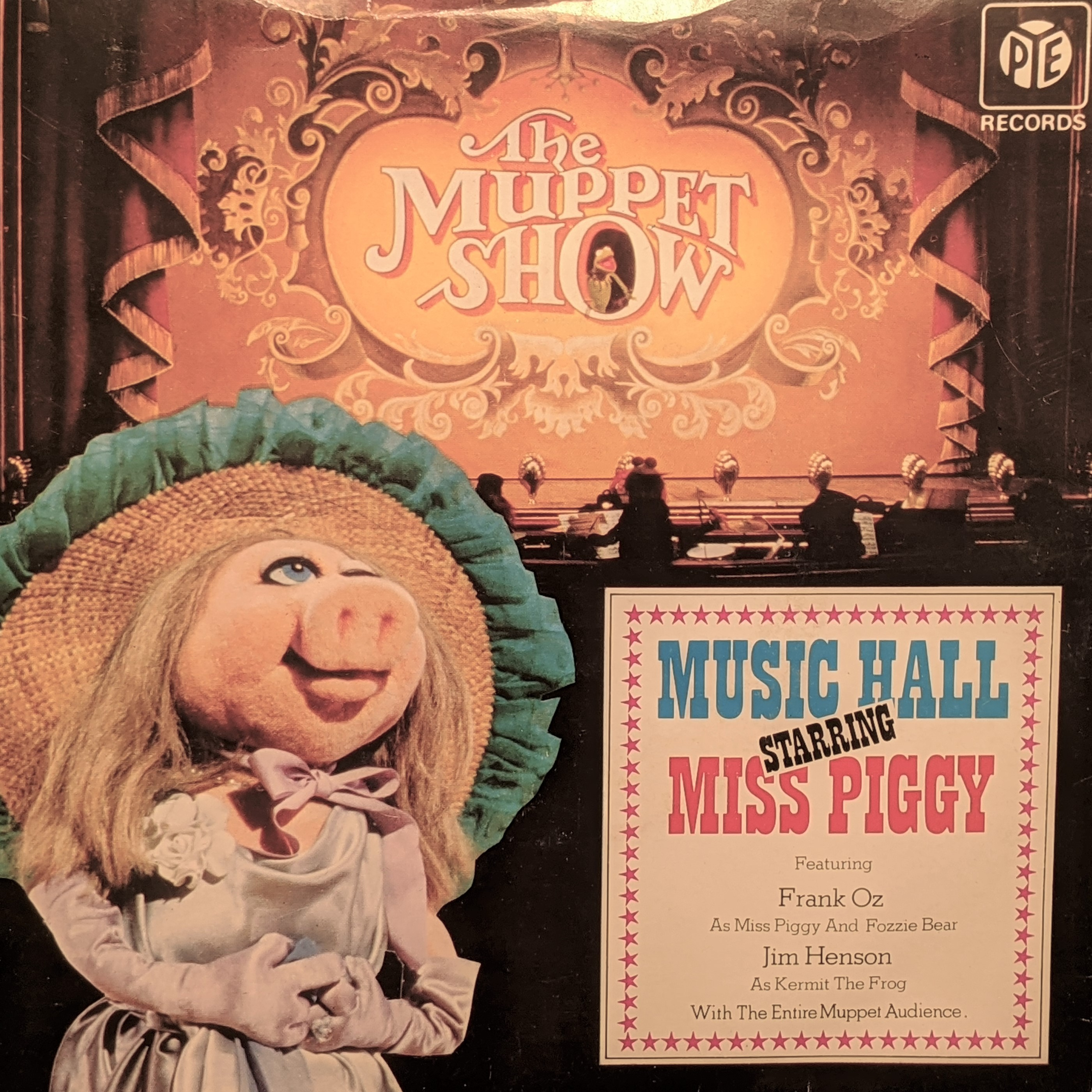 Muppets Music Hall EP