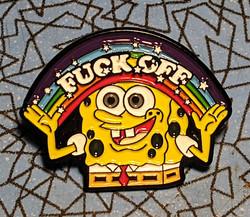 SpongeBob Fuck Rainbow