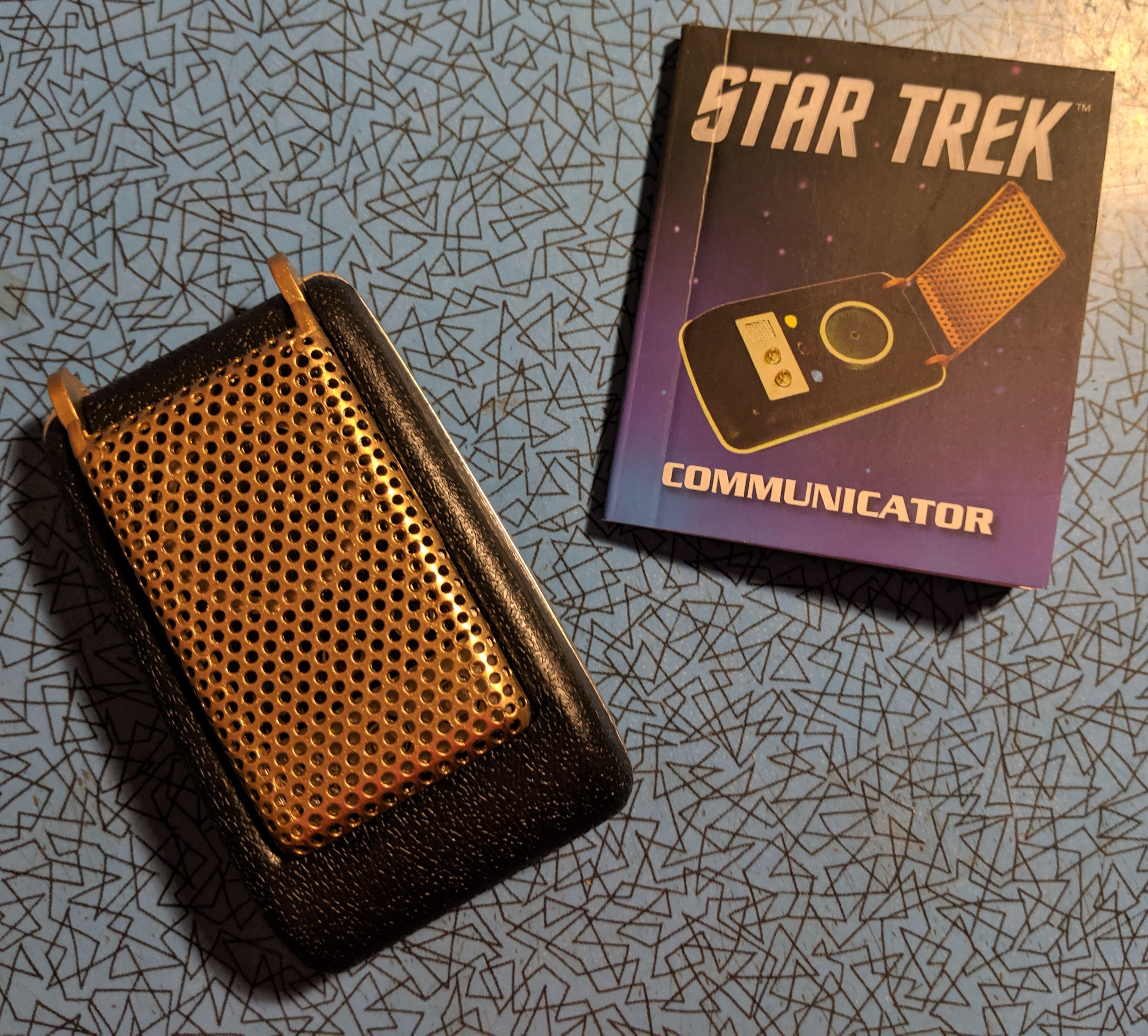 Star Trek Communicator Gift