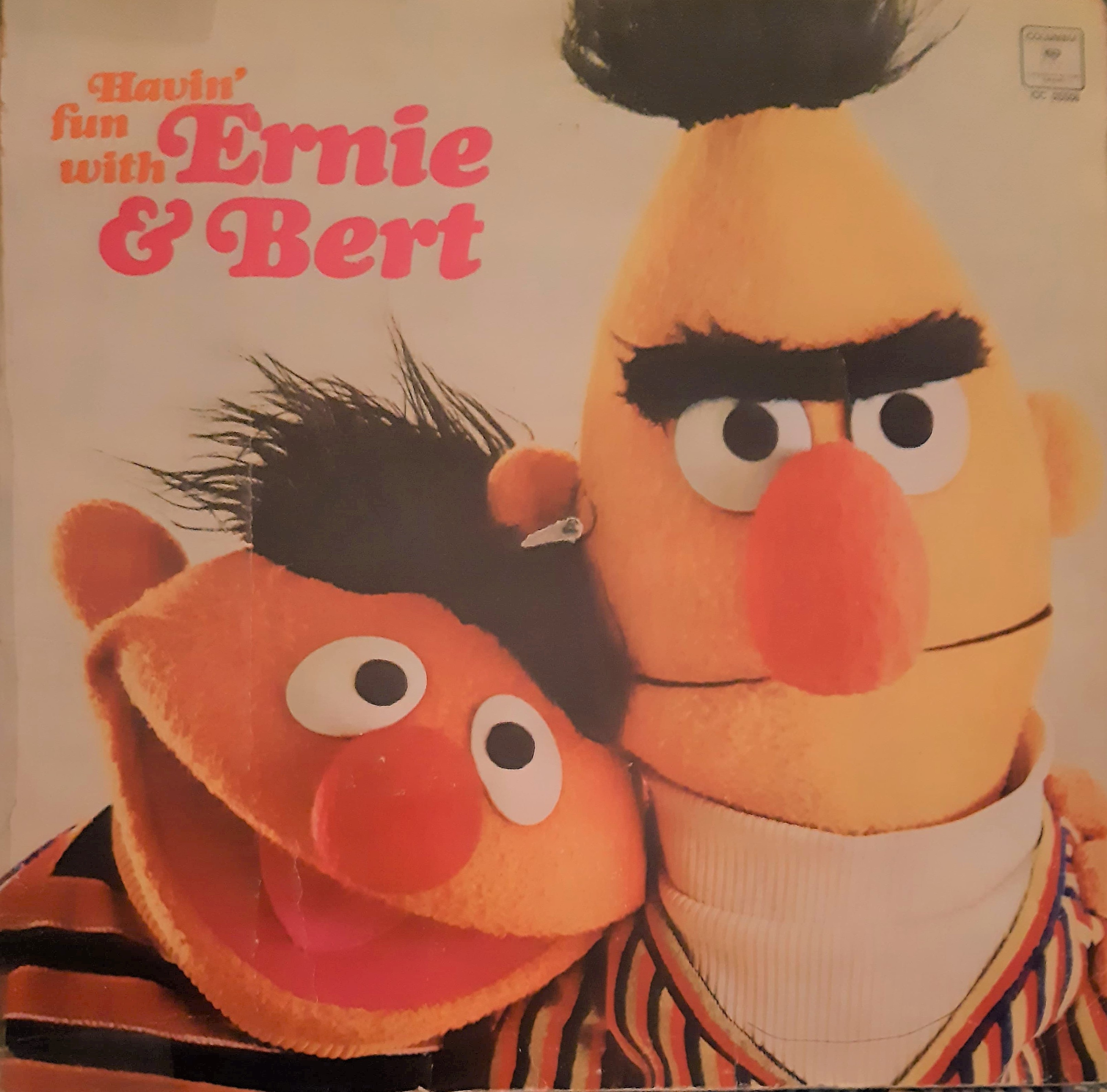 Having Fun with Bert and Ernie