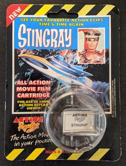 Sting Ray Cartridge