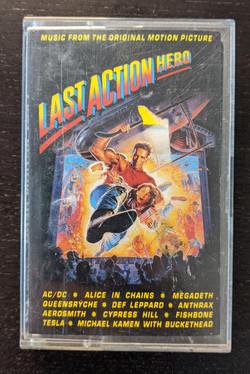 Last Action Hero Tape