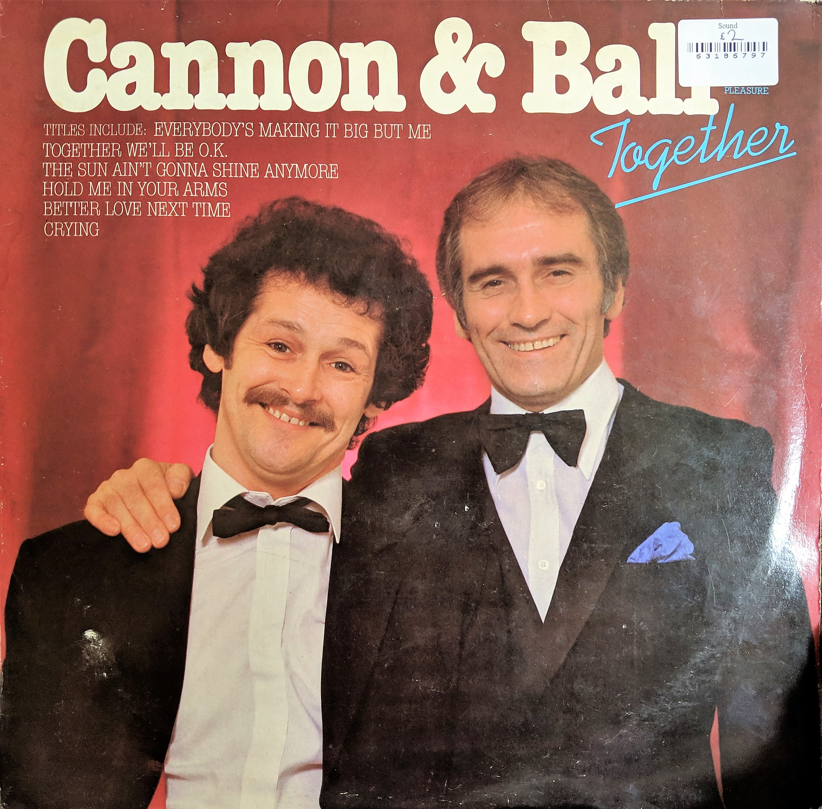 Cannon and Ball Album