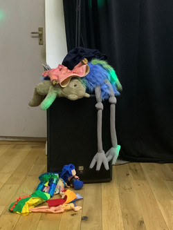 Puppet Pile