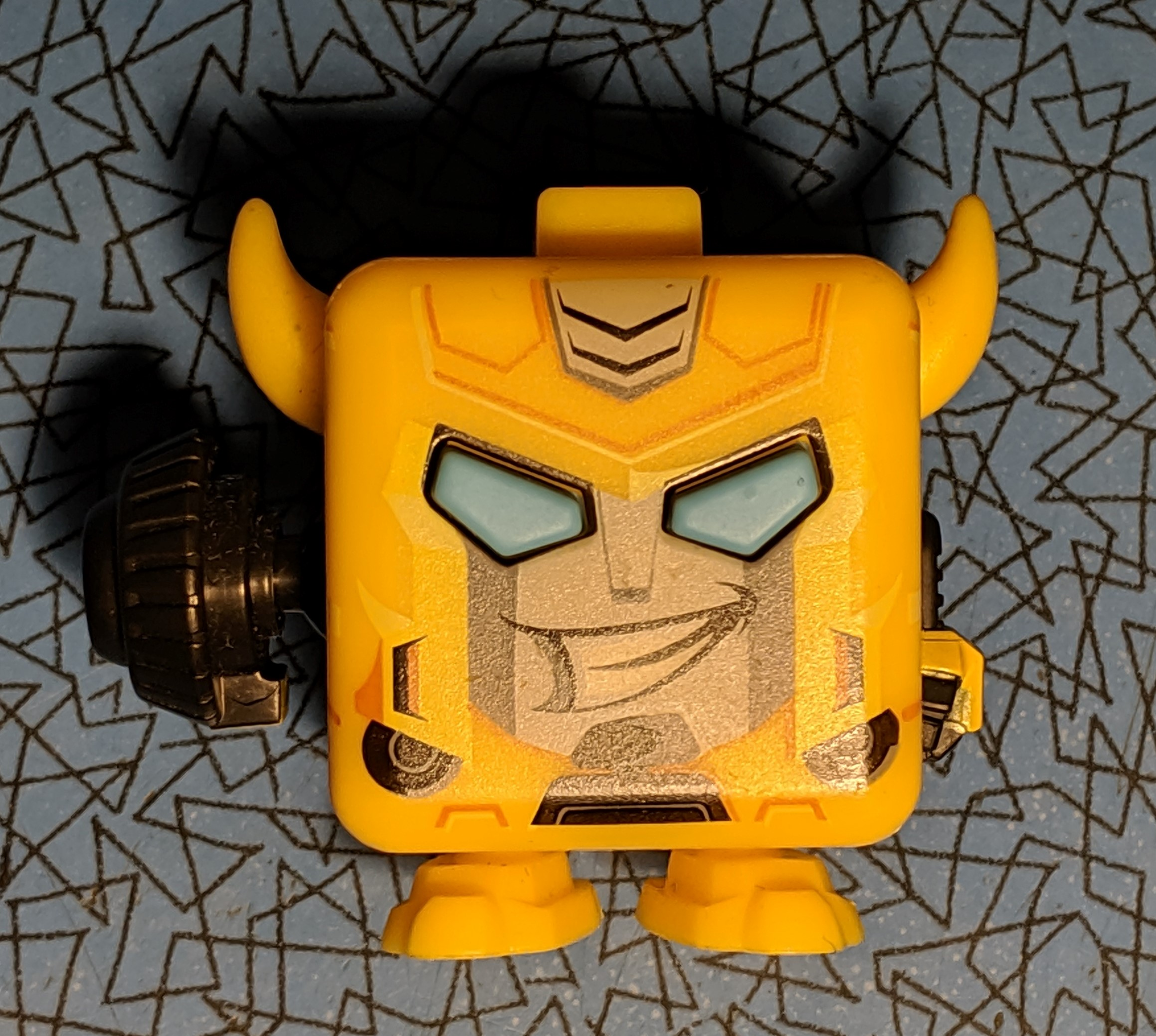 Transformer Fidget