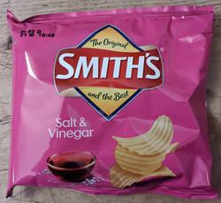 Smiths Salt & Vinegar
