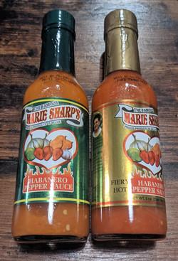 Marie Sharp's Hot Sauces