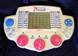 Jeopardy LCD Game