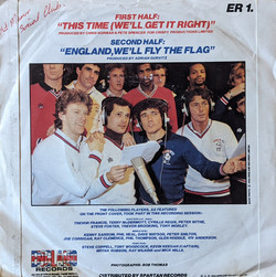 World Cup 82 Song Back