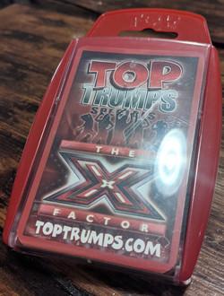 X Factor Top Trumps