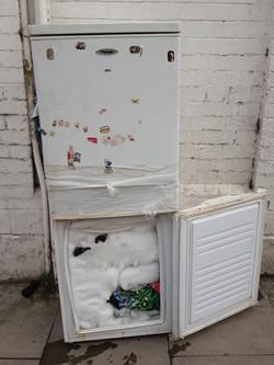 The Over Frozen Freezer