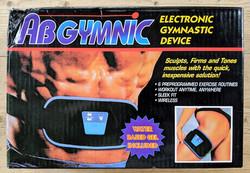 AB Gymnic Front