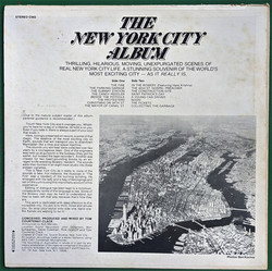 The New York Album Back
